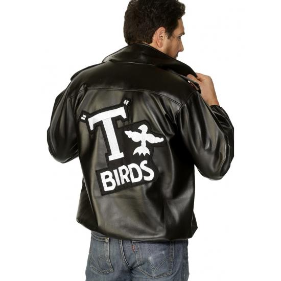 John Travolta kostuum voor heren 56-58 (XL) Multi
