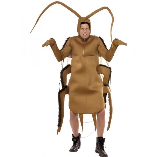 Kakkerlakken pak One size Bruin