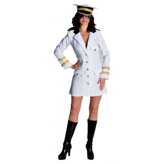 Kapiteins jurken voor volwassenen 42 (XL) Multi