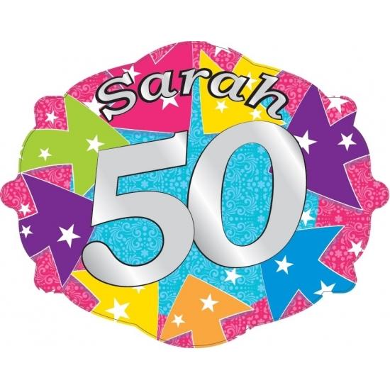 Kroonschilden Sarah 50 jaar Multi