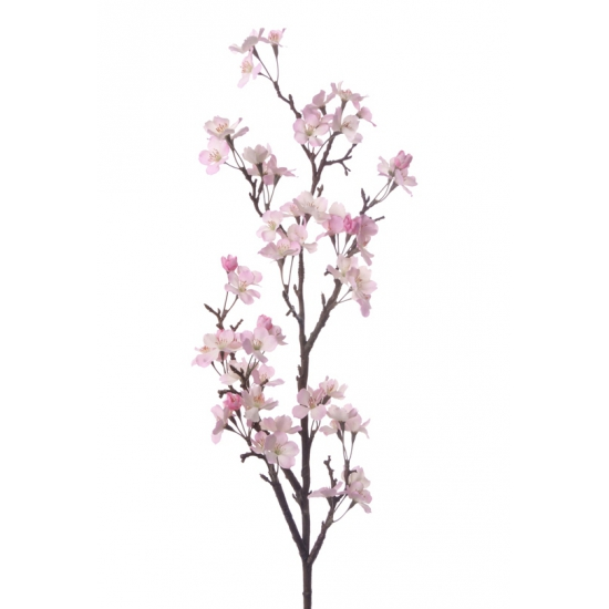 Kunst appelbloesem roze 104 cm