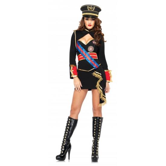 Leg Avenue dictator jurkje voor dames M Multi