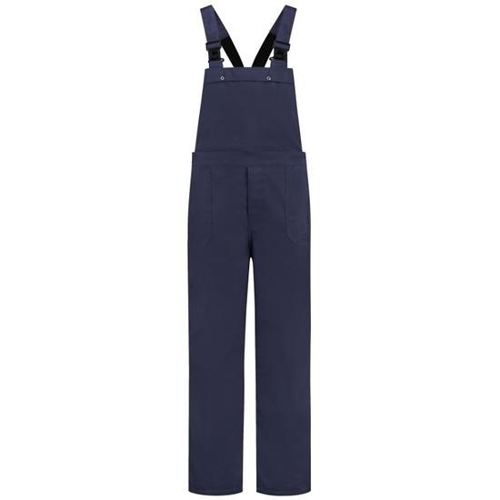 Navy tuinbroek voor dames en heren L (40/52) Blauw