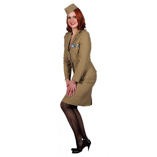 Officiers outfit dames 40 (L) Multi