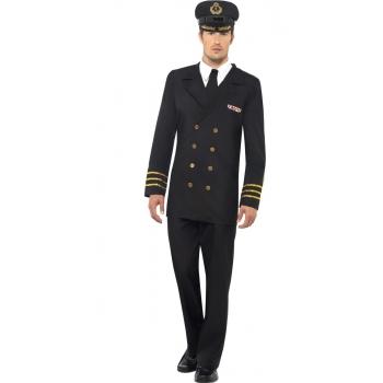 Officiers pak voor heren 52-54 (L) Zwart