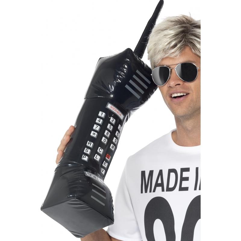 Opblaasbare draadloze telefoon