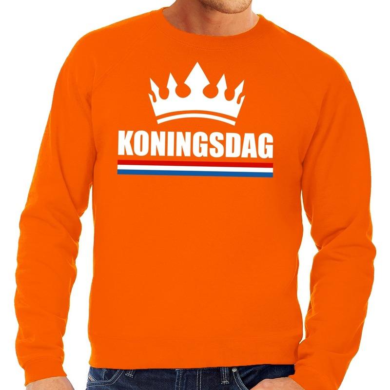 Koningsdag sweater trui | Binnen 2 dagen in huis | Tijdelijk
