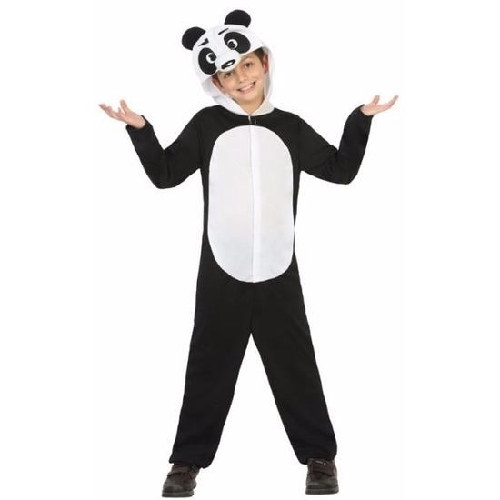 Pandabeer verkleedkleding voor kinderen 104 (3-4 jaar) Multi