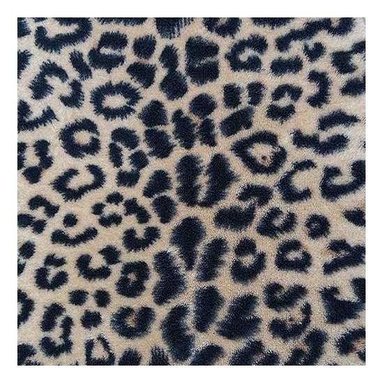 Panterprint servetten 100 stuks 33 x 33 cm -