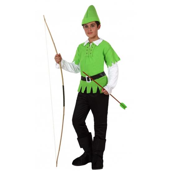 Robin Hood kostuum voor kinderen 116 (5-6 jaar) Multi