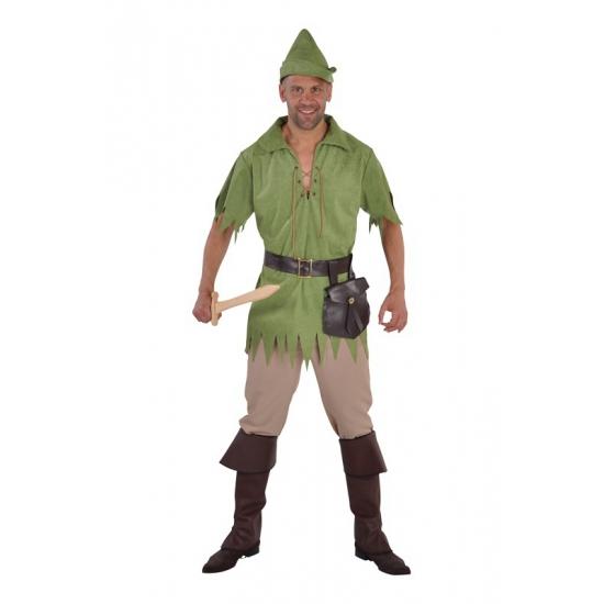 Robin Hood pak voor heren 56-58 (L) Multi
