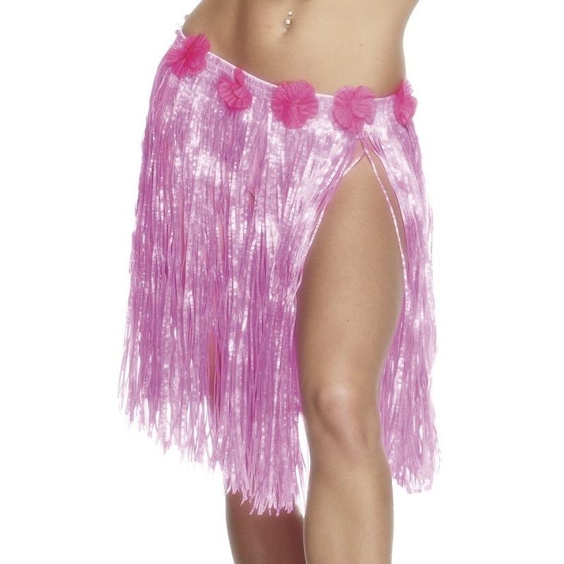 Roze Hawaiirokjes voor vrouwen One size Roze