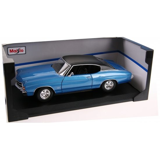 Schaalmodel Chevrolet Chevelle SS 454 1:18