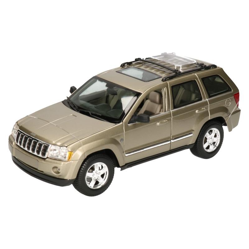 Schaalmodel Jeep Grand Cherokee 1:18