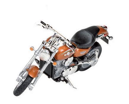 Schaalmodel Kawasaki Vulcan motor 1:18 Multi