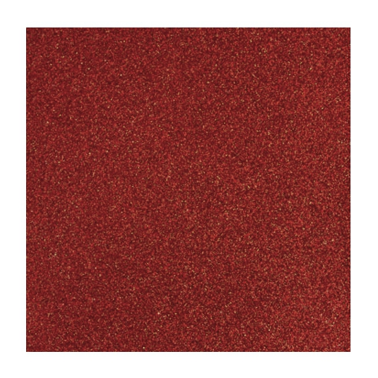 Scrapbooking papier rood glitter Rood