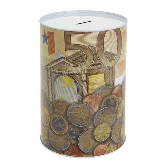 Spaarpotten 50 euro