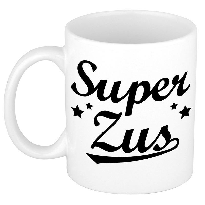 Super zus cadeau mok / beker voor 300 ml