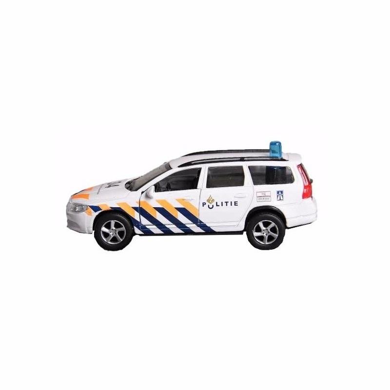 Terug trek politie auto Multi