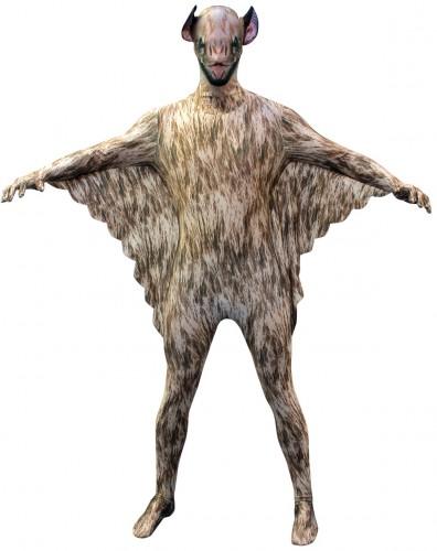 Vleermuis morphsuit volwassenen XL (175-180 cm) Multi