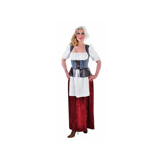 Zigeunerin kostuum voor dames 40 (L) Multi
