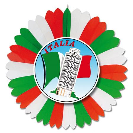 Italiaanse Decoratie Waaier Fun En Feest