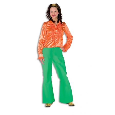 Disco1970s jumpsuit gouden pailletten voor heren | Fun en Feest